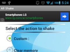 Shake Music FREE 3.6 Screenshot