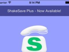 ShakeSave 1.2 Screenshot