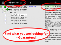 Shakespeare Plays TurboSearch 2015-11-05-00 Screenshot