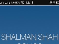Shalman Shah Movie Songs 1.0 Screenshot