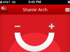 Shamir Arch™ 39 Screenshot