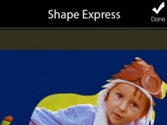 Shape Express: Gallery Edit 1.0 Screenshot