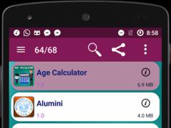 Share Apps Easy 1.4 Screenshot