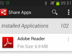 Share Apps Premium 1.0.1 Screenshot
