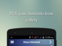 Share Moment 1.0.6 Screenshot