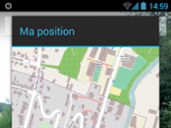 My location 1.2.10 Screenshot
