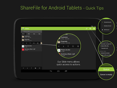Citrix ShareFile for Tablets 4.12.0 Screenshot
