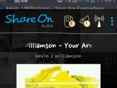 ShareON DLNA WiFi Music Player 1.1.20 Screenshot