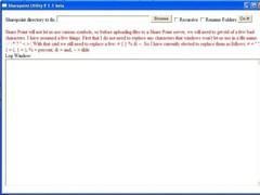 sharepoint file fix  Screenshot