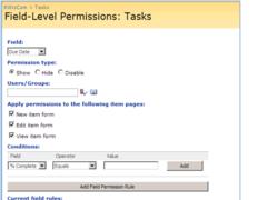 SharePoint Forms Bundle 3.0 Screenshot