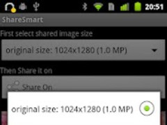 ShareSmart 2.1.0 Screenshot