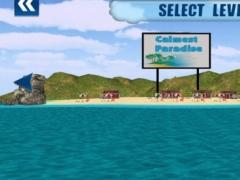 Shark Attack Adventure. Hungry Great White Dash Beach 3D 1.1 Screenshot
