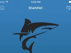 SharkNet - Fast VPN with Tor access 1.0.2 Screenshot
