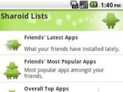 Sharoid 2.0.3 Screenshot