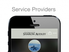 Sharon Audley Service Providers 1.0.4 Screenshot