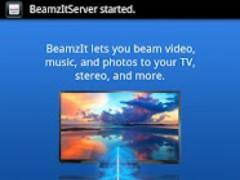Sharp BeamzIt 2.3 Screenshot