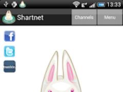 Shartnet Radio 1.6 Screenshot