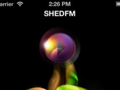 SHED FM App 1.0 Screenshot