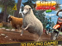 Sheep Simulator   Free 3D Game 1.0.0 Screenshot