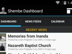Shembe Chat 1.04 Screenshot