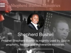 Shepherd Bushiri Ministries 1.2 Screenshot