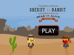 Sheriff and Bandit 1.1.1 Screenshot