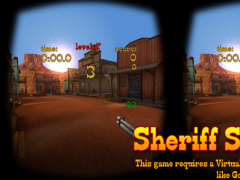 SHERIFF SCHOOL VR DEMO 1.0 Screenshot