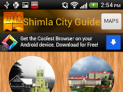 Shimla City Guide 1.1 Screenshot