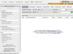 SHINE Live Help 1.1.0 Screenshot