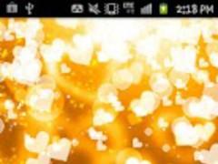 Shiny Heart Falling 1.0 Screenshot