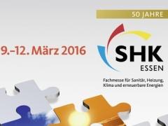 SHK Essen 2016 with the official trade fair catalog 1.1 Screenshot
