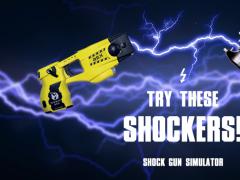 Shock gun simulator 1.0 Screenshot