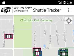 Shocker Shuttle Tracker 1.2.3 Screenshot