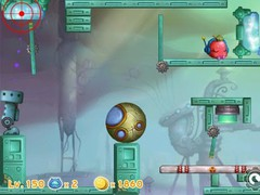 Review Screenshot - Puzzle Game – Can You Get the Alien to the Apple?