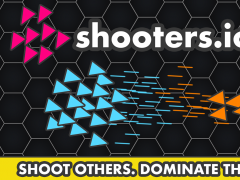 Review Screenshot - Shooters.io Space Arena massive online multiplayer