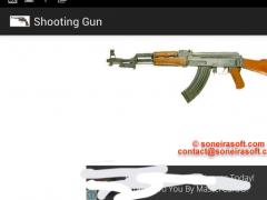 Shooting Gun 1.0 Screenshot