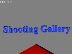ShootingGallery3D 1.1 Screenshot