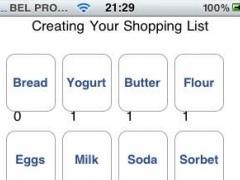Shop Fast 1.1 Screenshot