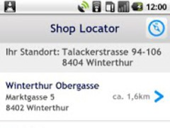 Shop Locator 1.0.0 Screenshot