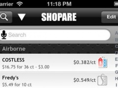ShoPARE-Price Compare 2.3 Screenshot