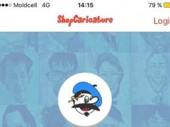 ShopCaricature 1.1 Screenshot