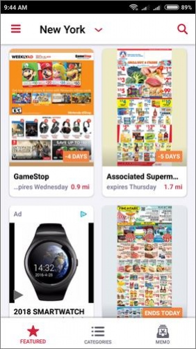 Shopfully – Weekly Ads & Deals