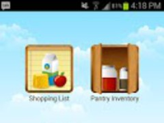 Shopping (Grocery) List Bliss 1.03 Screenshot