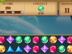 Shopping Jewels Deluxe Puzzle - Jewel Connect Edition 1.0 Screenshot
