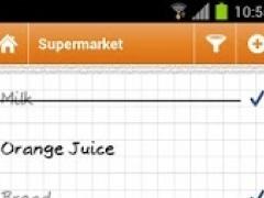 Shopping list Courzeo Lite 3.0.1 Screenshot