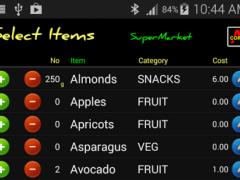 Shopping List Maker 3.0.2 Screenshot