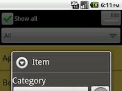 ShoppingKart 1.0 Screenshot