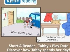 Short A Reader - Tabby's Play Date 1.01 Screenshot