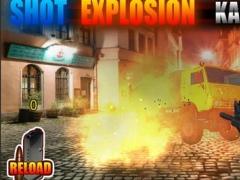 Shot Explosion Kamaz Truck 1.0 Screenshot