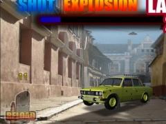 Shot Explosion LADA VAZ 2106 1.0.1 Screenshot